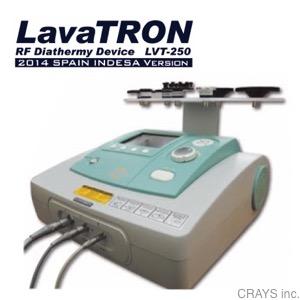 「ラバトロン」温度自動調整機能まで搭載したラジオ波機器
