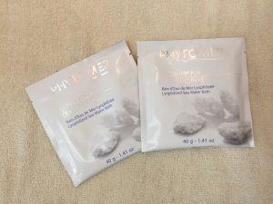 海塩入浴剤「フィトメール オリゴメール ピュア」
