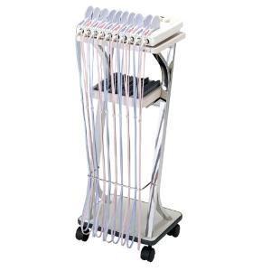 「ベルシェイプ」施術者の立場から設計・開発された、身体にやさしい電圧波形の低周波機。