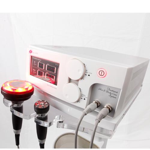 「キャビフル」キャビテーション&ラジオ波の同時施術で時間短縮&結果重視